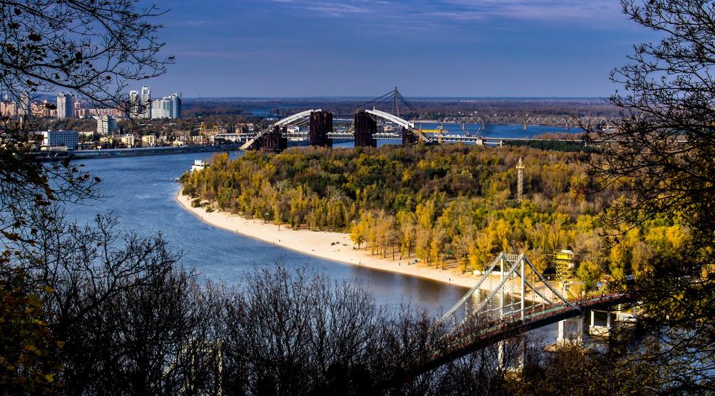 Киев красивый