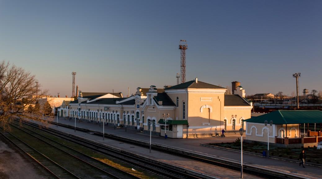 Красивый и уютный город Пологи, Запорожская область (Украина). Часть 2-я
