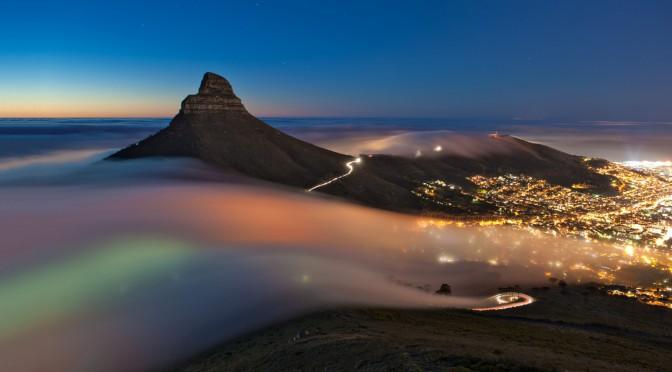 Красивый фотообзор экзотической дикой природы ЮАР