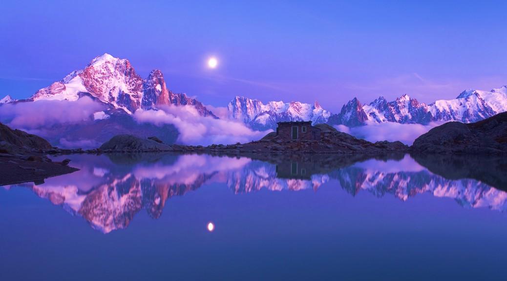 Фотообои красивой природы