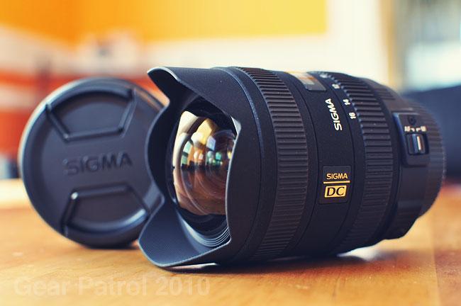 Sigma AF 8-16 mm