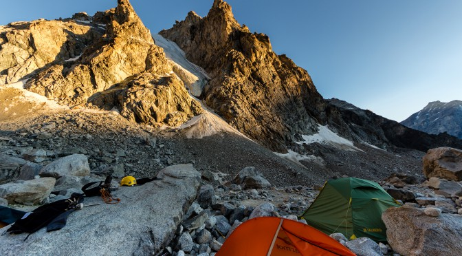 Безенги 2014. Популярные альпинистские маршруты района. Часть 2-я