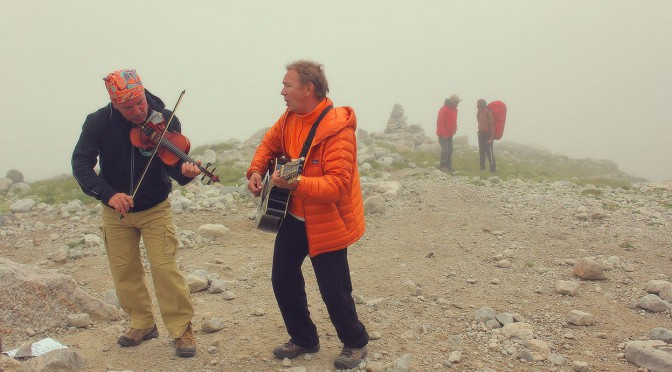 Музыка в горах