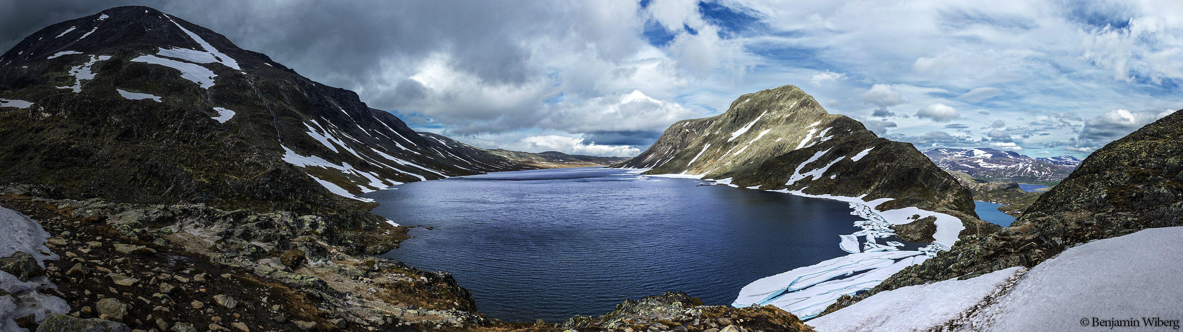 Загадочные горы Норвегии. Обзор района + фотографии
