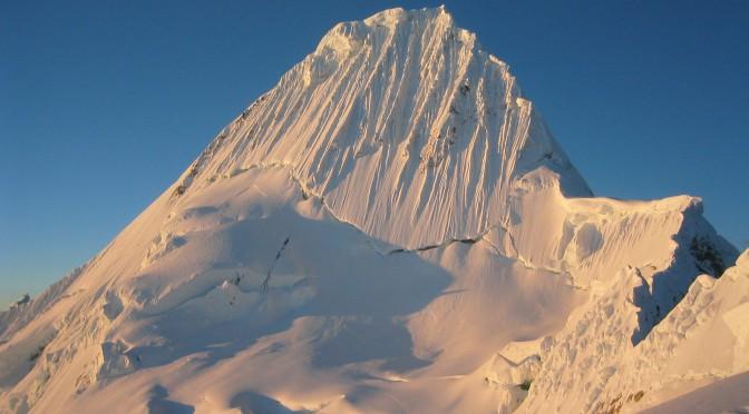 Самая красивая гора в мире