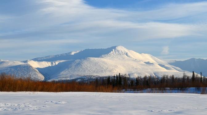 Зимняя рыбалка на Приполярном Урале