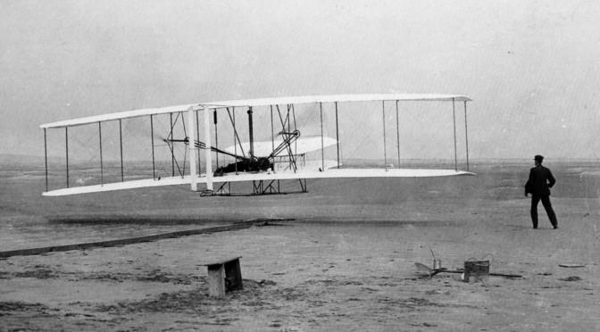 История авиа полетов