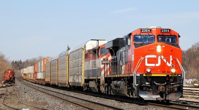 Я даже не знаю, сколько вагонов было в этом поезде…