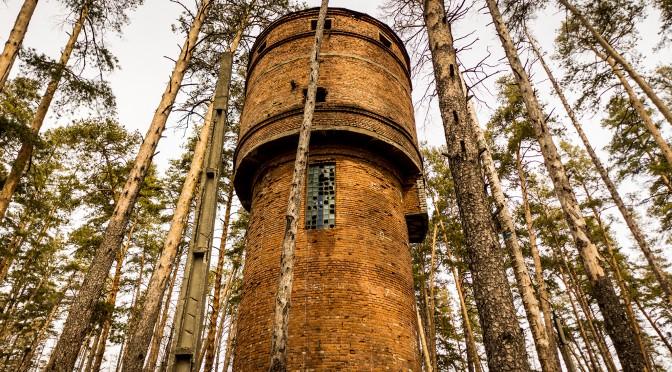 Многофункциональный скалодром «Башня» в городе Тольятти