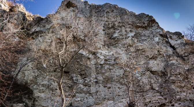Праздничное скалолазание на горе Барсук (Самарская обл.) 12 апреля!