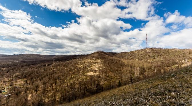 Гора Шишка, Жигулевская ГЭС (Самарская область)