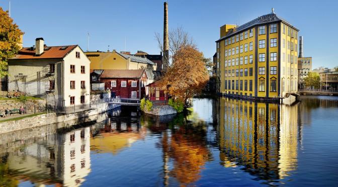 Город на воде, который стоит посмотреть