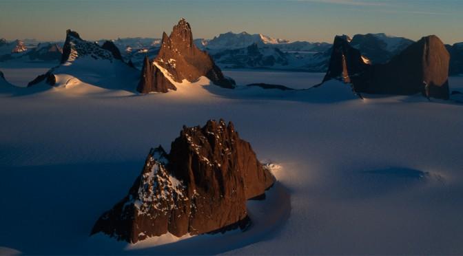 Антарктида. Земля Королевы Мод