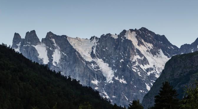 Кавказ, Шхельда 2015. Часть 1
