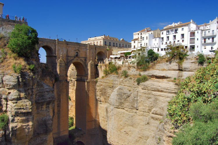 Ronda Bridge & Gorge