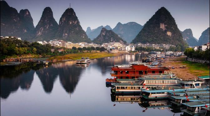 Китай, Провинция Гуанси