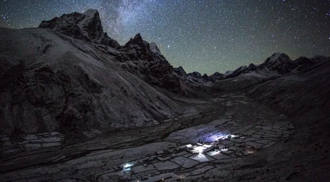 Красивые фотографии из района Эвереста