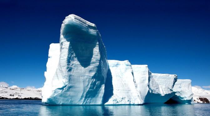 Мертвые города в Антарктиде