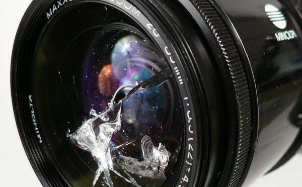 Тестирование поврежденного оборудования: камера Sony A900 и объектив Minolta AF 28-85mm F/3.5-4.5