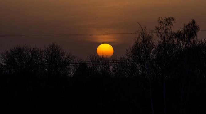 Где и как лучше фотографировать закат солнца?