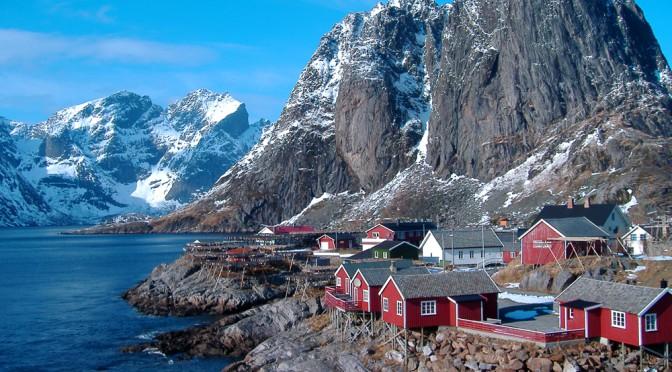Норвегия — страна сказка