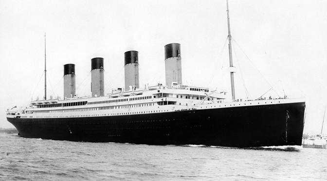 Почему и как затонул непотопляемый «Титаник»?