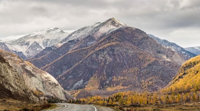 Горный Алтай. Путешествие вдоль Чуйского тракта до границы с Монголией. Часть 1
