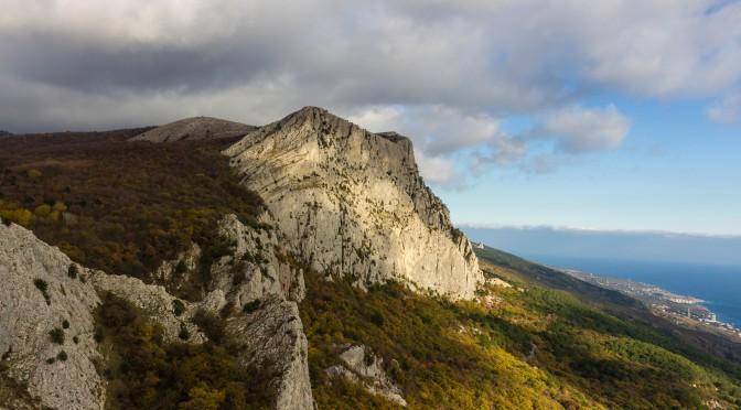 Крым октябрьский, Крым альпинистский, Крым холодный