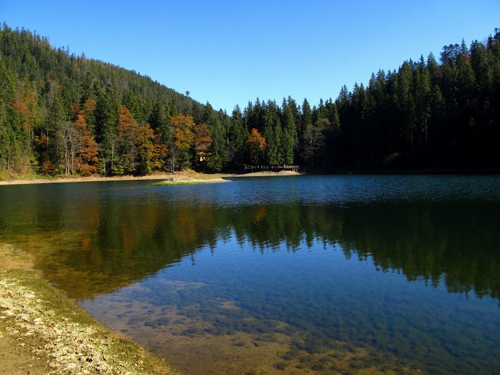 Отдых на горном озере ню — 15