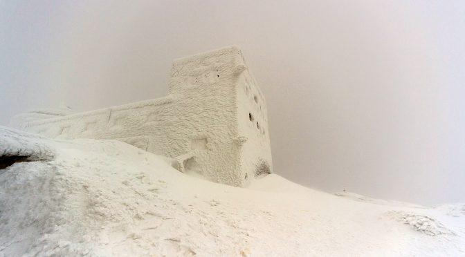 Астрономическая обсерватория на горе Поп Иван (2028 м), Карпаты