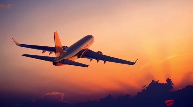 Как фотографировать в самолете