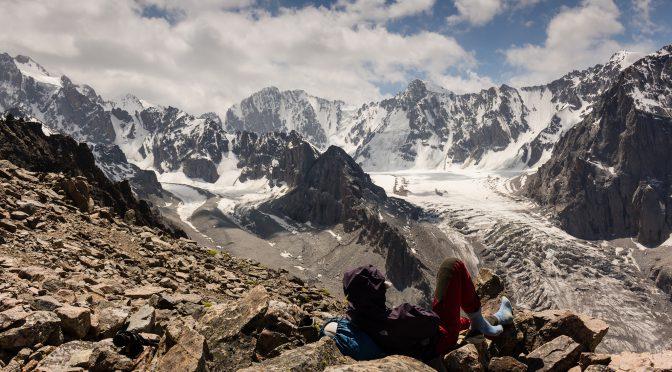Киргизия. Страна кочевников и высоких гор