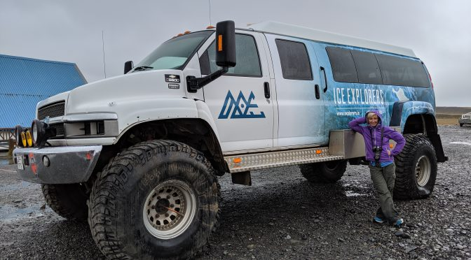 Удивительное путешествие вокруг Исландии. Часть 1