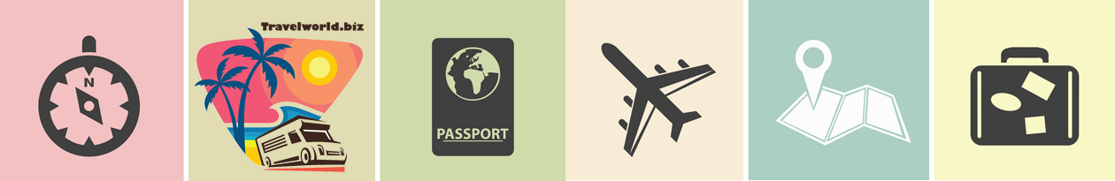 Путешествия по миру | Traveling the world